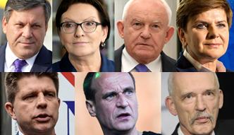 Wybory parlamentarne 2015. Obietnice polityk�w id� w setki miliard�w z�otych