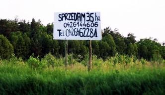 Ceny z ziemi w Polsce. Zobacz, gdzie grunty zdro�a�y najbardziej