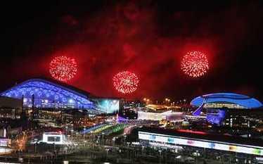"""Igrzyska olimpijskie w Soczi najdro�sze w historii. Czy """"kaprys Putina"""" na siebie zarobi?"""