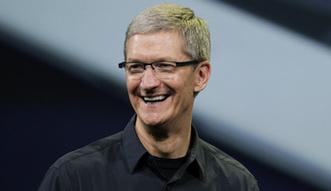 Szef Apple dostał po pensji. Bo nie zrealizował celu