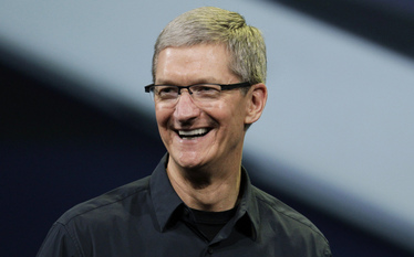 Szef koncernu Apple planuje odda� maj�tek na cele charytatywne