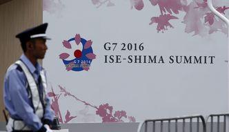 Liderzy G7 om�wi� sposoby pobudzenia gospodarki, porozumienie ma�o realne