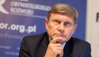 Balcerowicz o planach PiS: to przeniesienie kawa�ka socjalizmu
