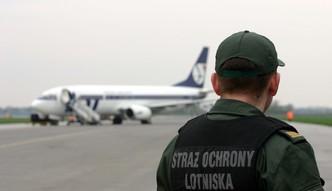 Alarmy bombowe na Ok�ciu. Lotnisko Chopina b�dzie si� domaga�o odszkodowania od sprawcy