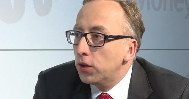 Jakub Karnowski, jeden z byłych członków zarządu PKP S.A.
