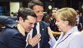 Kryzys w Grecji. Merkel zwo�uje kryzysowe spotkanie