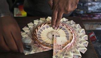 Amnestia podatkowa w Indiach przynios�a ujawnienie 10 miliard�w dolar�w