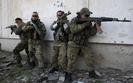 Konflikt na Ukrainie. Niespokojna noc pe�na atak�w