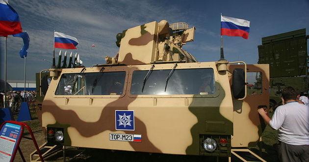 TOR M2 na stanie białoruskiej armii