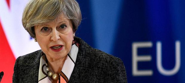 Theresa May, premier Wielkiej Brytanii