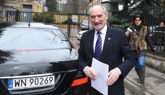 Macierewicz: jeszcze w czerwcu przyleci pierwszy samolot dla VIP-ów