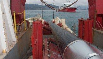 Gazprom nie czeka. Wkr�tce dostarczy rury do budowy Nord Stream 2