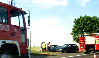 Długi weekend na drogach. 98 zabitych w wypadkach