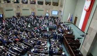 Sejm nie zgodzi� si� na odrzucenie projektu wprowadzaj�cego program 500+