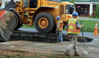 Samorządy nie radzą sobie z utrzymaniem dróg