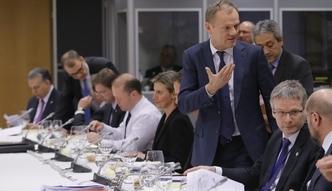 Szczyt UE. Propozycja kompromisu z Wielk� Brytani� przekazana przyw�dcom