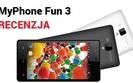 MyPhone Fun 3 - Trzeci Brat Bli�niak