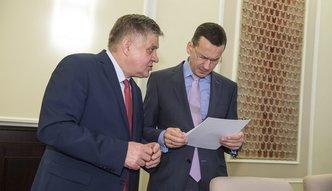Komisje za projektem ustawy o eliminacji nieuczciwych praktyk handlowych