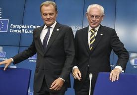 Donald Tusk szefem Rady Europejskiej. Czeka nas zaciskanie pasa i przyj�cie euro?