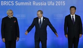 Rosja chce nowego �adu finansowego �wiata. Wpadnie w r�ce Chin