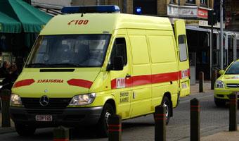 Wypadek polskiego autokaru w Belgii. Nie żyją dzieci