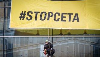 Belgia nie zgadza si� na CETA