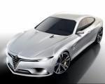 Alfa Romeo pracuje nad... konkurentem dla Klasy S