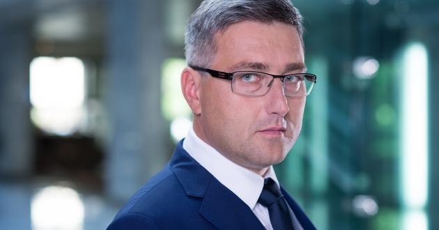 Na zdjęciu prezes PGZ Wojciech Dąbrowski