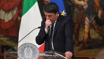 """Premier Włoch """"zamroził dymisję"""" do czasu uchwalenia budżetu"""