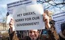 Grecji ko�cz� si� pieni�dze. P�jdzie na wojn� z eurogrup�?