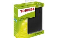 Nowy dysk zewnętrzny Toshiba - 3 TB pojemności