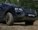 Bentley Bentayga - luksusowy SUV w terenie