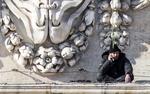 W�oski przedsi�biorca walczy z europejskim prawem na dachu bazyliki