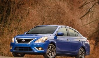Odświeżony Nissan Versa zadebiutuje w Nowym Jorku