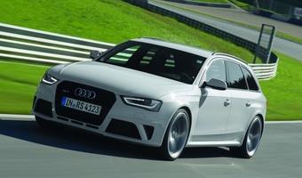 Kolejne Audi RS4 straci wolnossący silnik V8
