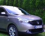 Dacia Lodgy - niedrogi i praktyczny rumuńśki van z Maroka