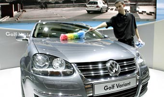 Idiotyczna produkcja Volkswagena w Rosji