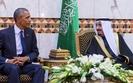 Ceny ropy. Obama rozmawia� z kr�lem Arabii Saudyjskiej o rynku ropy