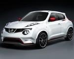 Nissan Juke Nismo Concept - wizja sportowej wersji
