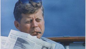John Fitzgerald Kennedy. 55 lat temu zaprzysi�ony zosta� prezydent, kt�ry rzuci� wyzwanie bankierom