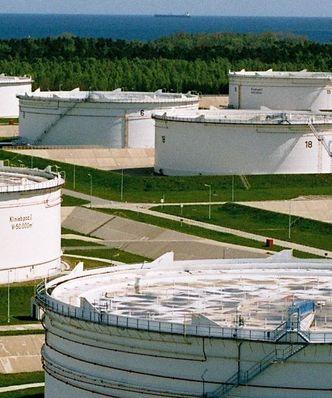 Terminal Naftowy w Gdańsku się rozrośnie. Do 2020 roku dwa razy większa pojemność