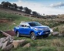Toyota Hilux nowej generacji zaprezentowana