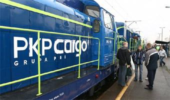 Debiut PKP Cargo na GPW. Sp�ka dogada�a si� ze zwi�zkami zawodowymi
