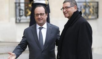 Francja deklaruje miliard euro pomocy dla Tunezji