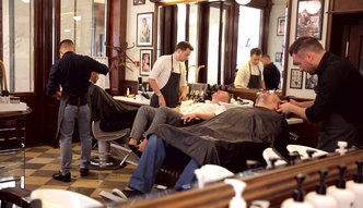 Pomys� na biznes: Barber shop