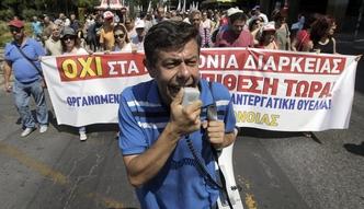 Bankructwo Grecji. Polska nie wyda ani z�ot�wki na ratowanie Aten