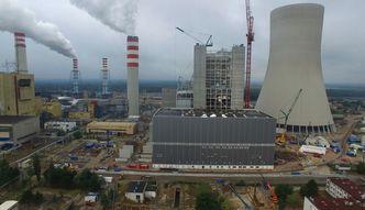 Polimex-Mostostal ukończył ważny etap budowy nowego bloku w Elektrowni Kozienice