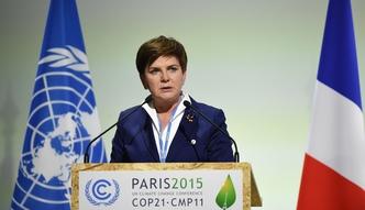 Szyd�o na szczycie w Pary�u. Polska mo�e przeznaczy� 8 mln dolar�w na rzecz klimatu