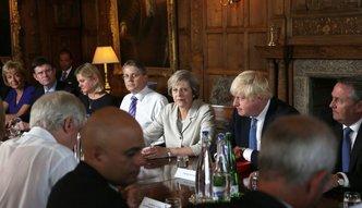 Boris Johnson zadeklarował poparcie dla premier May. Nie będzie nowego premiera?