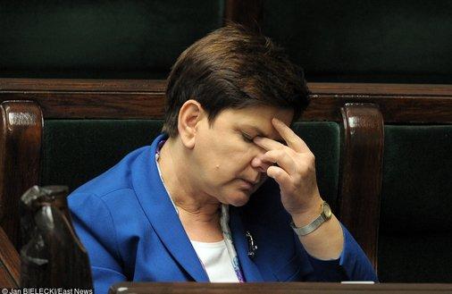 W co gra Beata Szydło? Premier blokuje ważną ustawę PiS